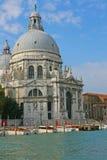 Basilica Santa Maria della Salute (Venice) royalty free stock photography