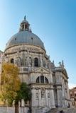 The Basilica Santa Maria della Salute in Venice Stock Photo