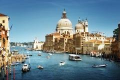 Basilica Santa Maria della Salute, Venice Stock Photography