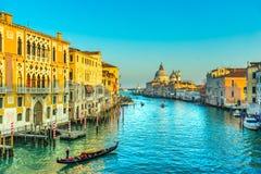 Basilica Santa Maria della Salute, Venice, Italy royalty free stock photography