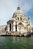 Basilica Santa Maria della Salute in Venice, Italy Stock Photography