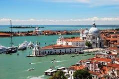 Basilica Santa Maria della Salute in Venice Royalty Free Stock Image