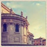 Basilica Santa Maria Maggiore Fotografia Stock Libera da Diritti