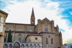 Basilica of Santa Maria Novella Basilica di Santa Maria Novella royalty free stock photos