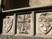 Basilica Santa Maria Novella - Florence Stock Images