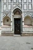 Basilica of Santa Maria Novella in Florence Royalty Free Stock Photo