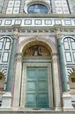 Basilica of Santa Maria Novella in Florence Stock Photography