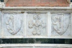 Basilica of Santa Maria Novella in Florence Royalty Free Stock Photography