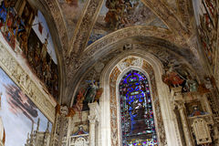 Basilica of Santa Maria Novella, Florence Stock Photography
