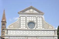 Basilica of Santa Maria Novella, Florence, Italy Stock Images