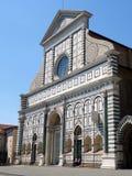 Basilica of Santa Maria Novella, Florence, Italy Stock Image