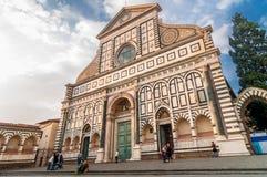 Basilica of Santa Maria Novella in Florence, Italy Royalty Free Stock Photography
