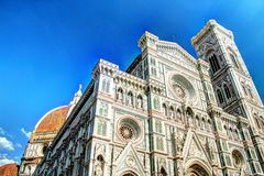 Basilica of Santa Maria Novella Stock Photography