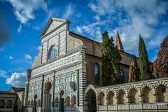 Basilica of Santa Maria Novella  (2) - Florence, Italy Stock Photography
