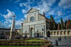 Basilica of Santa Maria Novella  (3) - Florence, Italy Stock Photos