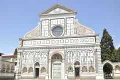 Basilica of Santa Maria Novella, Florence, Italy Royalty Free Stock Images