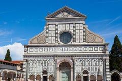 Basilica of Santa Maria Novella - Florence Stock Photos