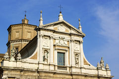 Basilica of Santa Maria in Porto, Ravenna, Italy Stock Photography
