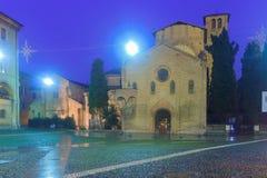 Basilica of Santo Stefano, Bologna Royalty Free Stock Image