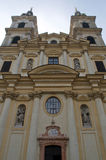 Basilica Sastin - Straze Royalty Free Stock Photos