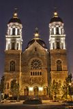 The Basilica of St. Adalbert Royalty Free Stock Photography