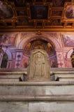 The Basilica of St. Bartholomew on the Island Stock Photos