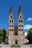 The Basilica of St. Castor in Koblenz, Germany Stock Photo