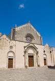 Basilica of St. Caterina. Galatina. Puglia. Italy. Royalty Free Stock Images