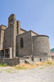 Basilica of St. Francesco alla Rocca. Viterbo. Lazio. Italy. Stock Photography