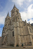 Basilica of St. John the Baptist, Chaumont Royalty Free Stock Photography