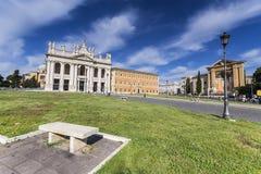 Basilica of St  John Lateran Royalty Free Stock Image