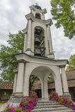Basilica of St. Margaret in Nowy Sacz. Royalty Free Stock Images