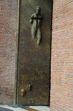 Basilica St. Maria degli Angeli e Martiri detail Stock Photos