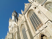 Basilica St Martin, Halle Royalty Free Stock Photography