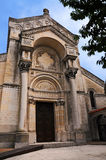 Basilica St. Martin in Tours Stock Image