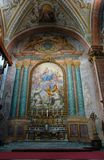 Basilica of St. Mary of the Angels and the Martyrs Stock Photos