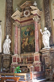 Basilica of St. Mary of Steccata. Parma. Emilia-Romagna. Italy. Royalty Free Stock Images