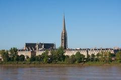 Basilica of St. Michael, Bordeaux Stock Photos