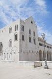 Basilica of St. Nicholas. Stock Image