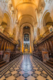 The Basilica of St. Sernin in Toulouse, France. Stock Images