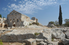 Basilica of St Simeon Royalty Free Stock Photo