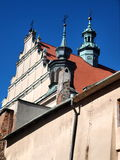 Basilica of St. Stanislaus, Lublin, Poland Royalty Free Stock Image