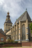 Basilica of St. Ursula, Cologne, Germany Royalty Free Stock Images