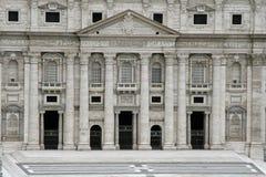 basilica stad di pietro rome san vatican Royaltyfria Foton
