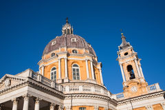 Basilica Superga Royalty Free Stock Photo