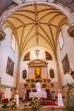Basilica Templo De La Compania Guanajuato Mexico Royalty Free Stock Image