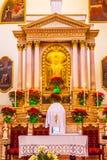 Basilica Templo De La Compania Guanajuato Mexico Stock Photos