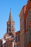 Basilica of Toulouse Stock Photos