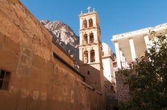 Basilica of the Transfiguration, Saint Catherine's - Sinai, Egyp Stock Photos