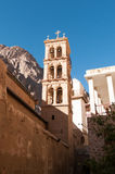Basilica of the Transfiguration, Saint Catherine's - Sinai, Egyp Stock Photos